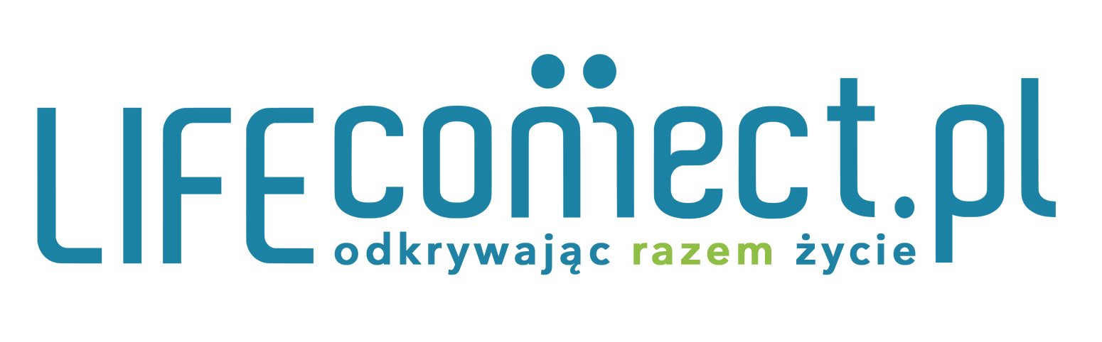 LIFEconnect - Nowe Logo
