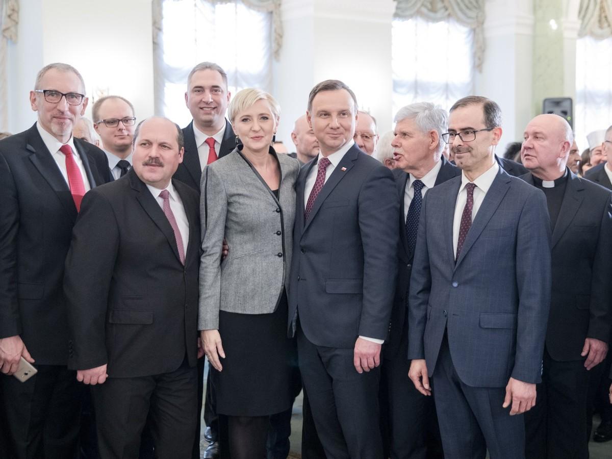 fot. Krzysztof Sitkowski/Kancelaria Prezydenta RP